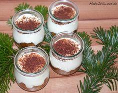 Bratapfeltiramisu Rezept Weihnachtsnachtisch