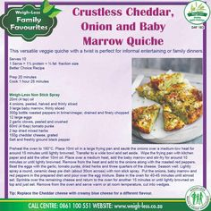 Wartime Recipes, Veggie Quiche, Cooking Recipes, Healthy Recipes, Quiche Recipes, Protein Foods, No Carb Diets, Italian Recipes, Veggies