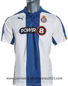 Comprar camisetas de futbol La Liga 2014 2015 baratas de  www.camisetafutbolbaratas2015.com f8315f5b627