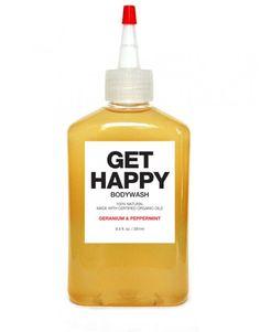 get happy bodywash