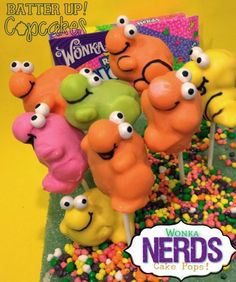 Image result for nerds cake