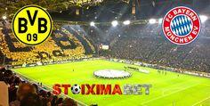Ντόρτμουντ – Μπάγερν - http://stoiximabet.com/dortmunt-bayern/ #stoixima #pamestoixima #stoiximabet #bettingtips #στοιχημα #προγνωστικα #FootballTips #FreeBettingTips #stoiximabet