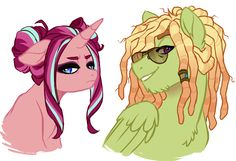 Trash Babies by Lopoddity on DeviantArt New My Little Pony, My Little Pony Drawing, Kilala97, Mlp Characters, Childhood Movies, Animal Wallpaper, My Little Pony Friendship, Equestria Girls, Creature Design