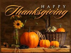 Happy Thanksgiving from all of us at RD Training Systems
