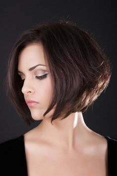 Bob Short Hairstyles For Thick Hair - Hairstyles, Easy Hairstyles For Girls