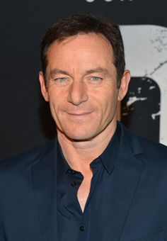 Jason Isaacs Photos: 'Dig: Escape the Room' in NYC        Those amazing blue eyes!!