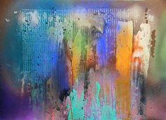 Original Abstract Painting by Ulrich De Balbian Abstract Expressionism Art, Saatchi Art, Original Paintings, My Arts, Fine Art, Contemporary, Wall Art, The Originals, Artist