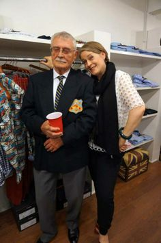 The 'King of Cufflinks' visiting Toronto #simoncarter #menswear #accessories #toronto