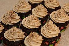Baileys Expresso Cupcakes!