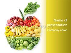plantillas power point free de alimentos - Buscar con Google
