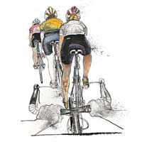 9 simple but important tips to help you ride better in a group. Essential beginners reading.