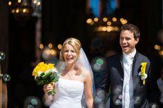 Wedding Story of Katrin & Roland; Location: Schloss Gamlitz (Austria), Photos by Green Lemon Photography Photo Story, Wedding Story, Norman, Creative, Wedding Photos, Reception, Wedding Dresses, Austria, Lemon