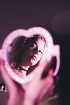 "glittervajayjayy: "" Photography: Jiajie Lin & Melanie Lehmann, Creative direction: Melanie Lehmann @citizenofthewicked, Models: Antonia Blakeman & Kayla Satzger @kaylariie, Hair Stylist: Ismail Laraqui """