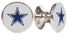 Dallas Cowboys NFL Stainless Steel Cabinet Knob / Drawer Pull ATOMK http://www.amazon.com/dp/B0077QAHX0/ref=cm_sw_r_pi_dp_941jub0NXMAAS