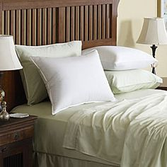 @Overstock - Pillows are filled with plump, hypoallergenic down-like clusters  Bedding accessories combine comfort with head and neck support  Varying support levels are offered so you can pick the pillow that best meets your needs http://www.overstock.com/Bedding-Bath/Premier-Down-like-Personal-Choice-Density-Pillows-Set-of-2/38813/product.html?CID=214117 $26.99