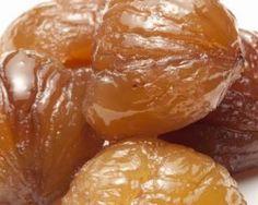 Marrons glacés en mignardises : http://www.fourchette-et-bikini.fr/recettes/recettes-minceur/marrons-glaces-en-mignardises.html