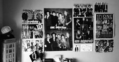 One Direction Harry Styles, One Direction Humor, One Direction Pictures, Teen Room Decor, Room Ideas Bedroom, One Direction Bedroom, Room Goals, Aesthetic Room Decor, Room Themes