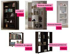 estantes baratas