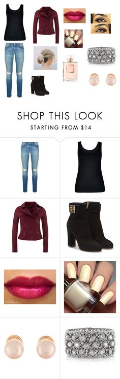 """""""Auditions_Quotev"""" by evie22armitage ❤ liked on Polyvore featuring Rebecca Minkoff, City Chic, MuuBaa, Salvatore Ferragamo, Kenneth Jay Lane, Mark Broumand and plus size clothing"""
