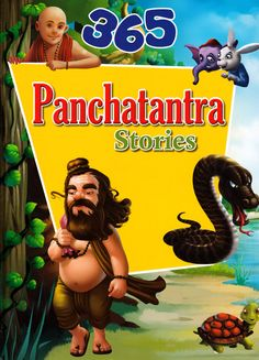 365 Panchatantra Stories Folklore, Mythology, Ps, Novels, Comic Books, Songs, Comics, Collection