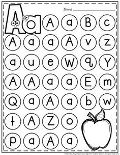 Have you seen these Adorable Alphabet Maze Letter Worksheets? Great for letter recognition and beginning Letter Worksheets For Preschool, Preschool Letters, Alphabet Worksheets, Learning Letters, Alphabet Activities, Kindergarten Worksheets, Preschool Math, Letter Maze, Letter Tracing