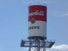 Big Soup Can- Shepparton Victoria Australia