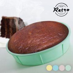 Molde de Silicone para Tortas Retro Retro, Vitamins For Kids, Unusual Gifts, Cake Mold, Vitamins And Minerals, Pudding, Desserts, Food, Kitchen Stuff