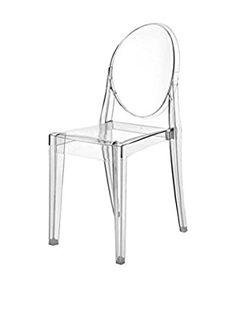 KARTELL - sedie Victoria Ghost Kartell trasparenti Starck | Kartell ...