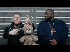 Run The Jewels - Legend Has It (Official Music Video From RTJ3 & Black Panther) - YouTube