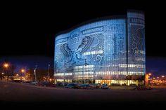 Bankjegy épület - Kaunas, Litvánia