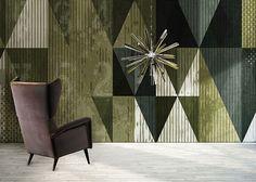 Creative wallpapers by N.O.W. Edizioni