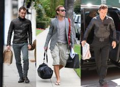 jude law style fashion - Google Search