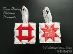 Christmas Ornaments | Moda Bake Shop | Bloglovin'