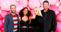 Blake Shelton and Gwen Stefani discuss their 'hookup' in a promo for 'The Voice' season 12, debuting Monday, February 27 — watch the clip, which also includes fellow judges Adam Levine and Alicia Keys