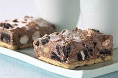 Rocky road gets even better with the addition of Oreo Cookies. Spend just 15 minutes prepping a sublime frozen treat.