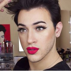manny mua looks good every time