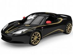 The Corgi Lotus Evora S, Special Edition is a diecast model vehicle in 1/43 scale in the Corgi Vanguard Collection.