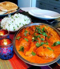 Indisk Butter chicken - ZEINAS KITCHEN