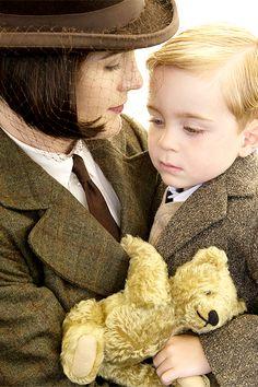 """gingerrogerss: """" Lady Mary Crawley and George Crawley, 5x06 """""""