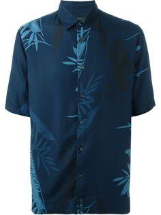 DIESEL Tropical-Print Shirt. #diesel #cloth #shirt