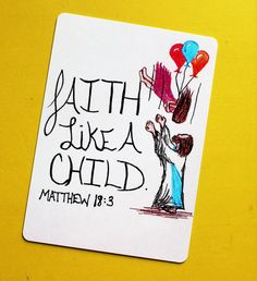 Scripture Doodle Mini Bible Verse Memory Card of Encouragement/Matthey like a child/Bookmark/Bible Trading card/Collector Card Scripture Doodle, Scripture Cards, Bible Art, Bible Verses, Scriptures, Kingdom Of Heaven, The Kingdom Of God, Jesus Drawings, Bible Verse Wallpaper