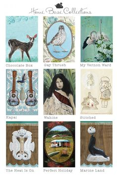 Leanne Culy greeting cards - devine