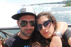#TheStoryOfUs #NiagaraFalls #Swag, las mejores personas, la mejor pareja!