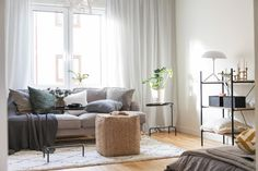 A studio apartment with character