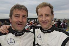 Historischer Sieg Mercedes-AMG gewinnt 24 h-Rennen am Nürburging 2013/First win ever of a Mercedes AMG at the 24h of Nurburgring