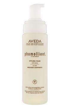 Aveda 'phomollient™' Styling Foam   Nordstrom