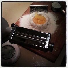 Pasta making time!!!