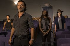 The Walking Dead: Andrew Lincoln verspricht aufregende 8. Staffel