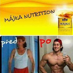 Májka Nutrition