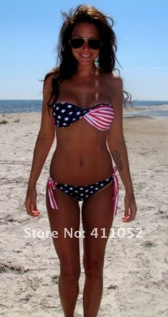 In case anyone actually wants to buy the usa swimsuit...$30
